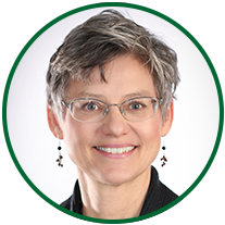 UW-Green Bay's Gail Trimberger