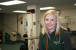 Real life learning: Cardiac internship opens eyes, doors for student