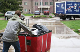 Going green: Move-out donation drive benefits Goodwill