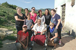 Helping hand: UW-Green Bay students serve abroad