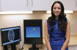 Youngest alum: Trailblazing surgeon comes home