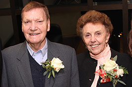 Scholarship gift: Sandmires donate $1m for students