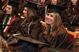 Sights and sounds: Mid-year commencement at UW-Green Bay
