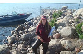 Alumni Rising: UWGB grad Gantz is a Wilderness Fellow