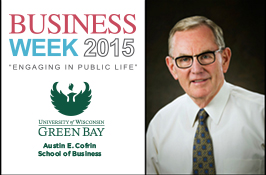 Leading & Learning: Skogen headlines Business Week event