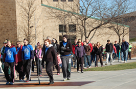 Stepping up: April 11 'Steps Walk' has $2,000 match