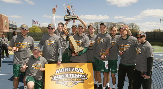 Phoenix Men's Tennis Horizon League Champions