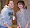 Students lend a hand at Freedom House