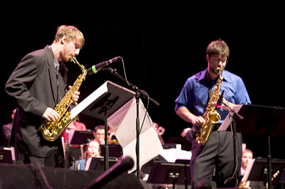 Jazz Fest XXXIX: Ives tribute and alumni showcase