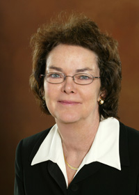 Photo of Dr. Julia E. Wallace