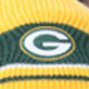 Packers caps, jackets and shirts are never hard to find on campus.