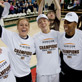 UW-Green Bay Phoenix women take Horizon Title, March 13, 2011