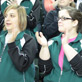Welcome back, Phoenix Women's Basketball Team, from Sweet 16 - March 28, 2011