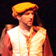 Searching for Romeo, dress rehearsal, Jean Weidner Theatre, July 2012, UW-Green Bay
