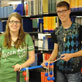 Bash in the Stacks, UW-Green Bay Cofrin Library, Sept. 2012