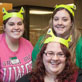 Show us your Shrek: Campus goes green ... with ogre ears, Dec. 2012