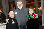 Smile! Community comes to campus for annual holiday reception