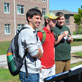 UW-Green Bay students, Phoenix Park, Sept. 5, 2013