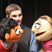 UW-Green Bay's 'Avenue Q' a hit at regional theatre 'playoffs'