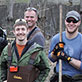 Prof. Patrick Forsythe Ichthology class joins in rescue of northern pike, Green Bay wetlands, April 2014