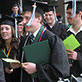 Post-Commencement, UW-Green Bay Commencement, Kress Events Center, May 17, 2014