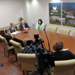 UW-Green Bay news conference with Chancellor-designate Gary L. Miller, June 2, 201