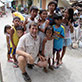 UW-Green Bay students, Habitat for Humanity trip to the Philippines, July 2014