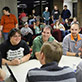 UW-Green Bay Cofrin Library, Bash in the Stacks, Sept. 11, 2014