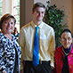 UW-Green Bay, Named Scholarship Reception, Sept. 26, 2014