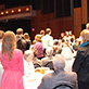 Named Scholarship Reception, Weidner Center for the Performing Arts, October 3, 2014