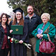 UW-Green Bay Commencement, graduates and families celebrate, Dec. 13, 2014