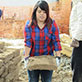 UW-Green Bay students, Habitat for Humanity trip to Taos, New Mexico - January 2015