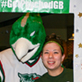 Admitted Student Day at Lambeau Field, April 14, 2015