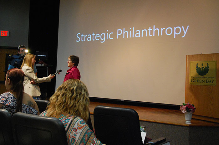 strategic philanthropy Philanthropy used to imply a flashy name and a big check today philanthropy involves many checks and many donors committed impact i.