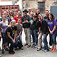 UW-Green Bay students, Germany travel course, summer 2015