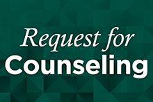 Request for Counseling