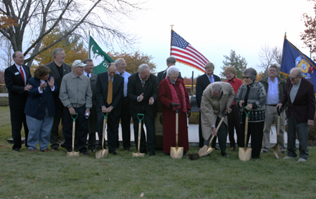 Photo: From left are: Rick Beverstein, Kate Meeuwsen, Mike Meeuwsen, Bob Southard, Jeff Beinlich, Avi Berk, Charlie Lieb, Kramer Rock, Steve Swan, Carol Bush, Tom Olson, Bob Bush, Ginny Riopelle, Marge Weidner, Steve Dhein and Ed Weidner.