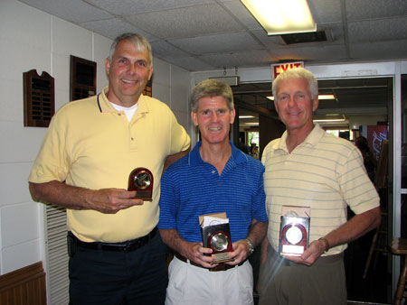 Photo: Brian Boettcher, Steve Swan and Russ Roland.
