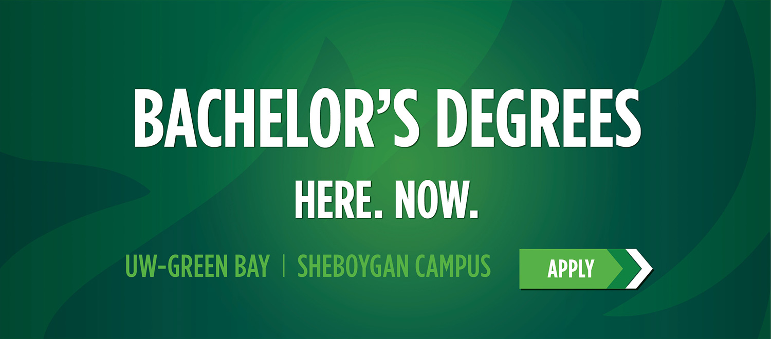Bachelor's Degrees Here. Now.