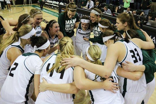 Phoenix sports huddle