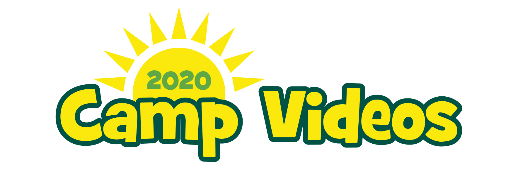 Graphic for camp videos