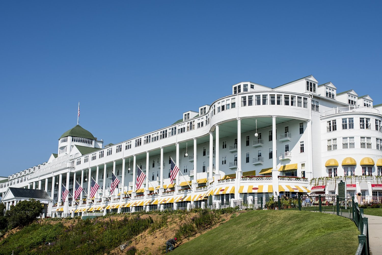 Photo of Mackinac Island