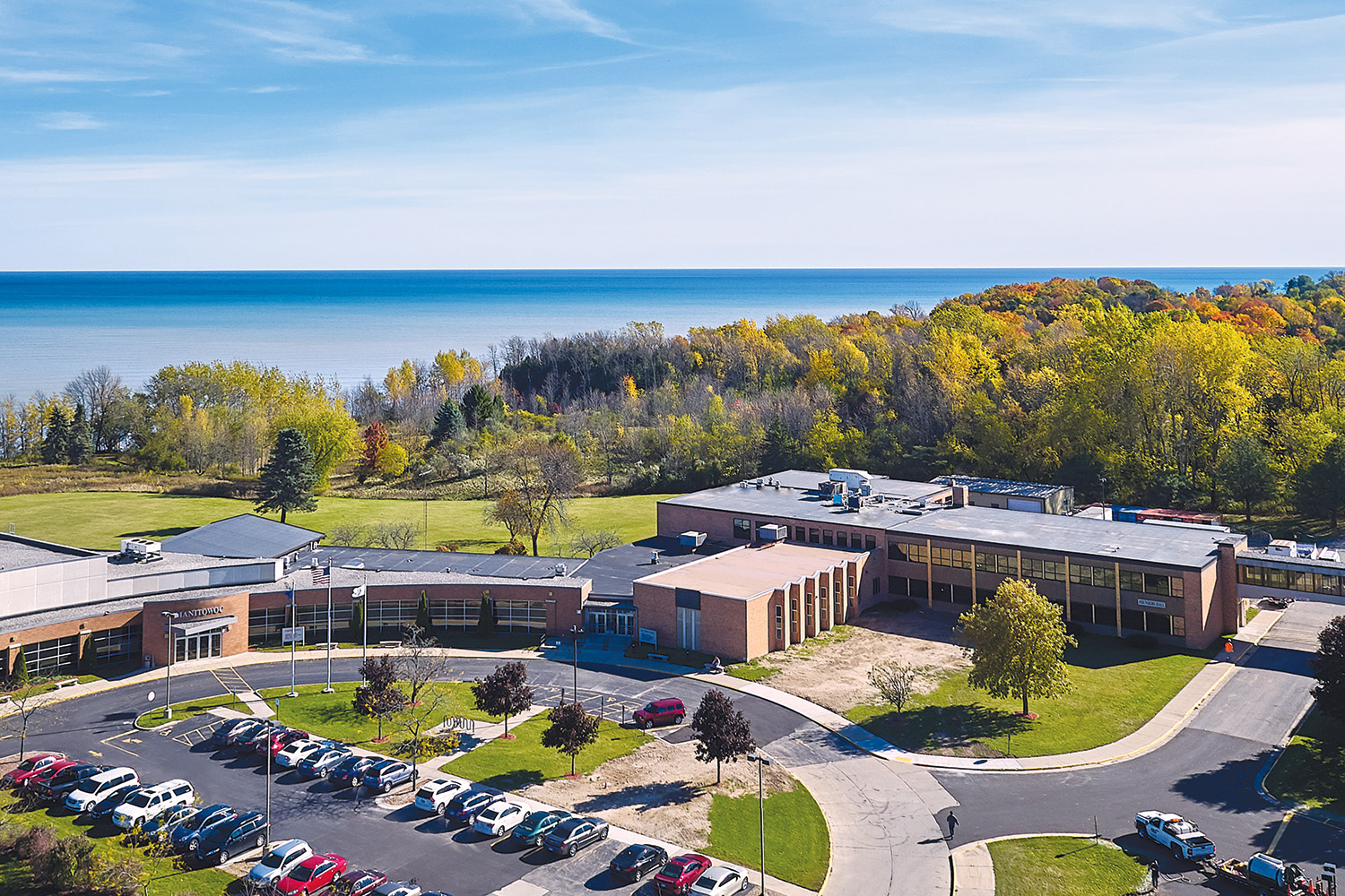 Photo of UW-Green Bay, Manitowoc Campus