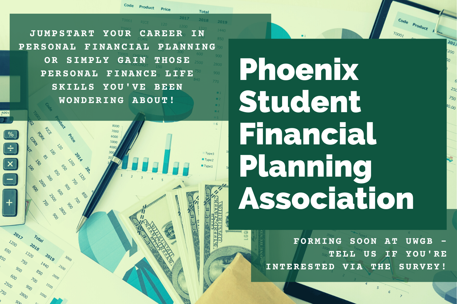 Phoenix student financial planning association