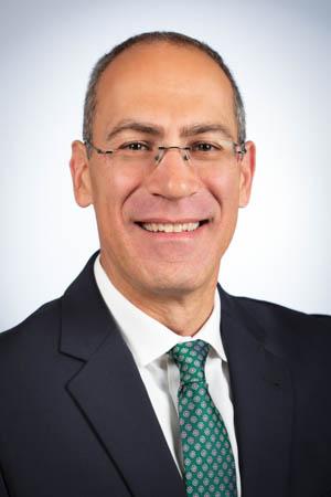 Mike Alexander, UW-Green Bay's 7th chancellor