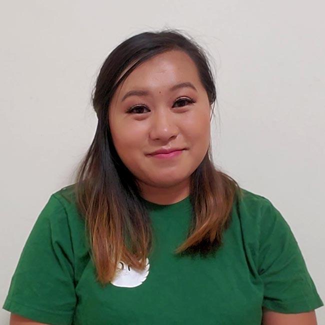 UW-Green Bay transfer student Yer Xiong