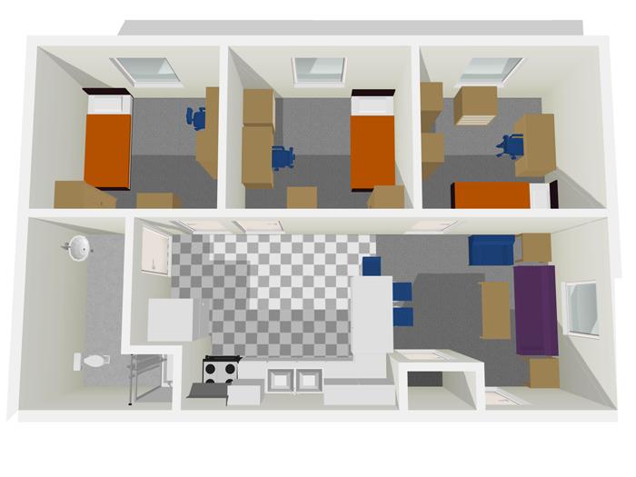 Floor Plans Housing Options Housing Uw Green Bay