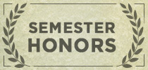 Semester Honors