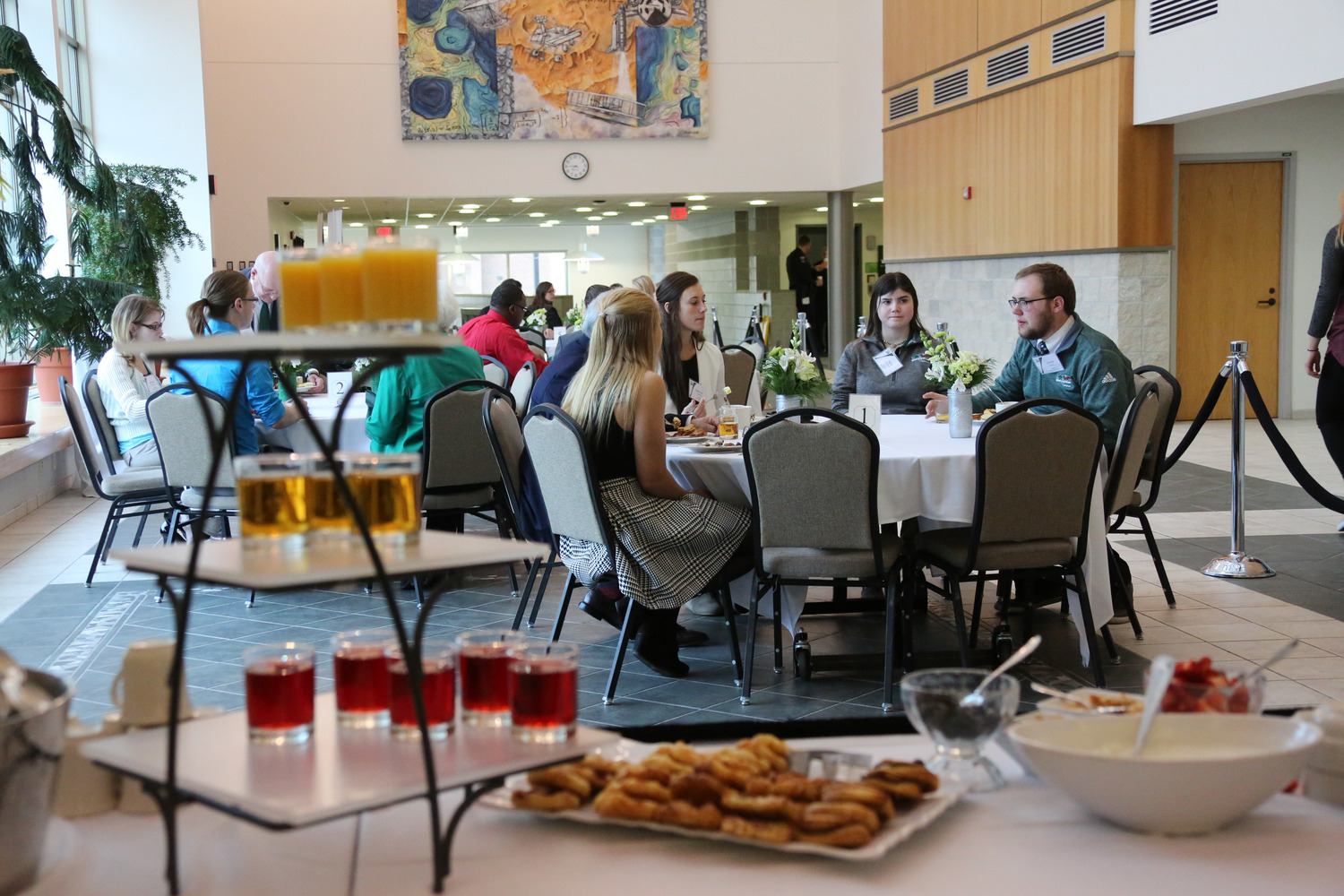 Catering - Reservations - University Union - UW-Green Bay