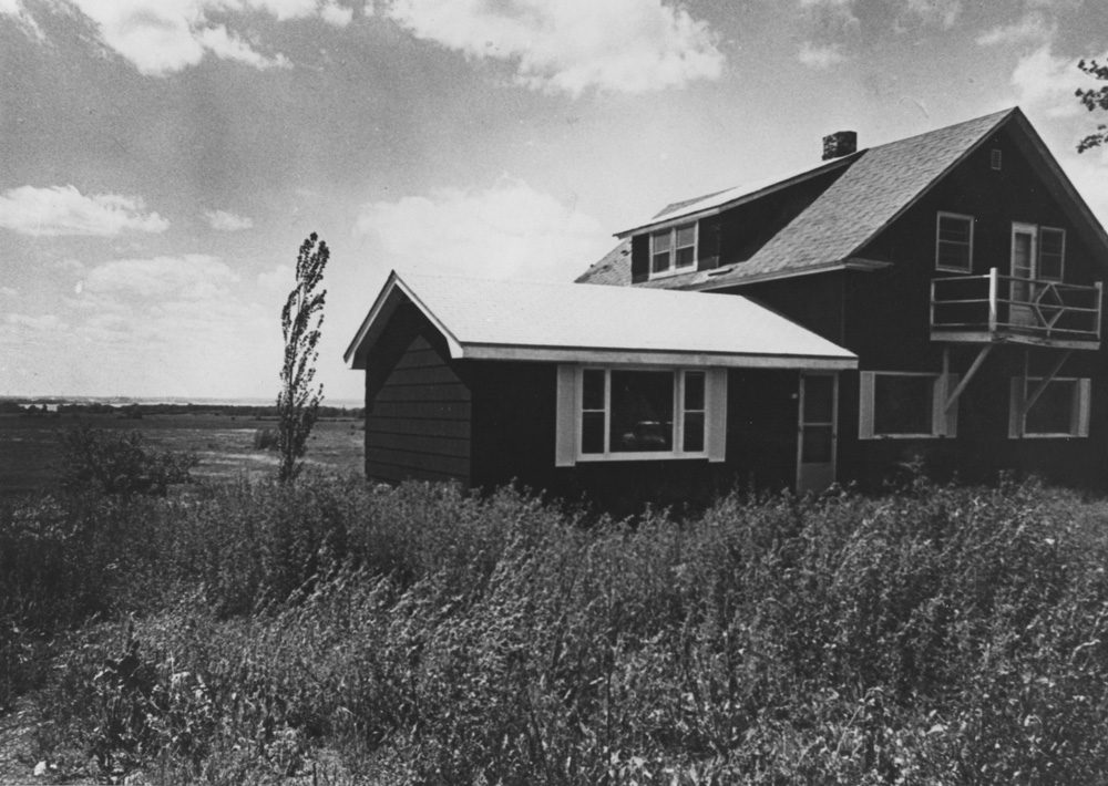 Maloney Farmhouse, Chancellor's Office 1967-1972